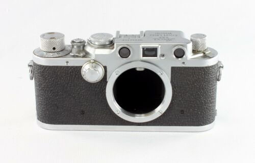 Leica IIIc, Serial #404323, body only