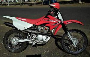 2012 HONDA CRF80F 4 STROKE KIDS BIKE (#U01934) Dalby Dalby Area Preview