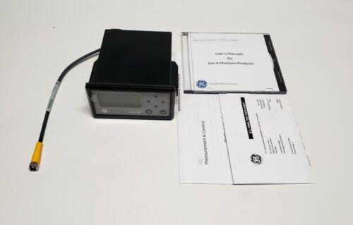 GE Panametrics DEW.IQ-311-0 Moisture Analyzer Single Channel LCD Display
