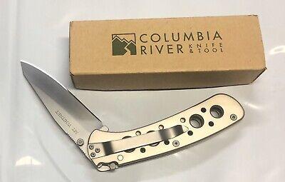 CRKT Columbia River Knife & Tool 6603N Mt. Whitney Pocket