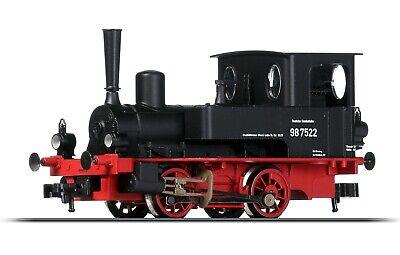 "Fleischmann 631881-3 H0 Dampflok BR 98.75, DB ""DCC-Digital"" ++ NEU ++"