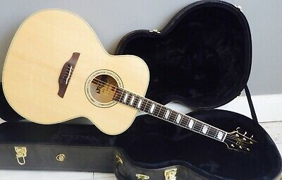 Takamini acoustic guitar - Takamine F250SM Jumbo LTD Edition
