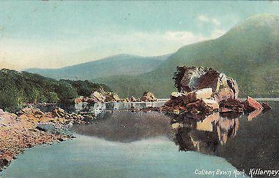 Postcard - Killarney - Colleen Bawn Rock