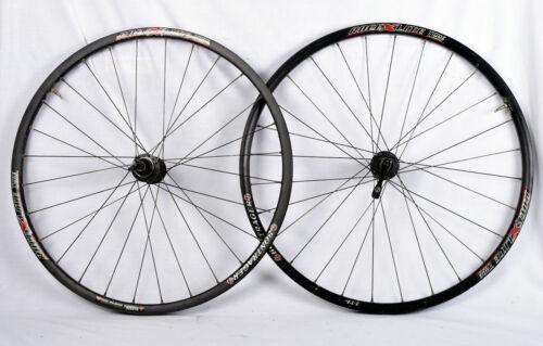 "Bontrager Race X Lite 28h Tubeless MTB Bicycle Wheelset 26"" Centerlock Trek"