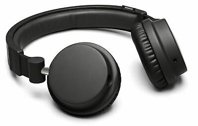 Urbanears Zinken DJ Swivel Wired On Ear Black Headphones with Microphone