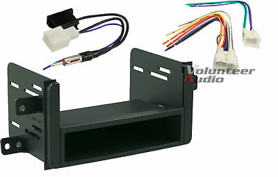 2013 Scion FR-S Complete Double Or Single Din Radio Installation Dash Kit