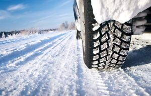 WINTER TIRES FOR SALE • UNBEATABLY PRICE