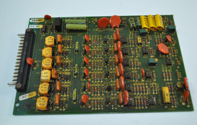 Miller Welder PCB Printed Circuit Control Board Model# 059322  JH-22-1