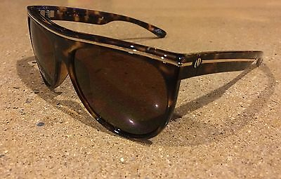 Electric Sunglasses Low Note Shades Tortoise Shell Bronze Brand New With (Sunglasses With Shades)