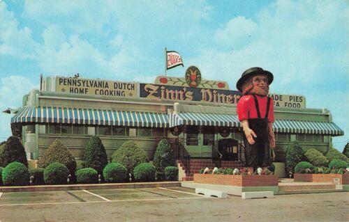 Denver, Pennsylvania Postcard Zinn