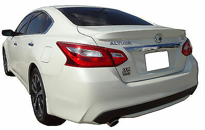 PAINTED ALL COLORS SPOILER FOR NISSAN ALTIMA 4 DOOR FACTORY FLUSH 2016 2017
