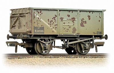 Bachmann 37-253B 37253B 16T Mineral Wagon Weathered OO/HO 2 Rail DC