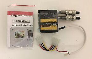 Thermaltke Big Water Pump   12V 0,4A   Pumpe für Wasserkühlung   PC Case Modding