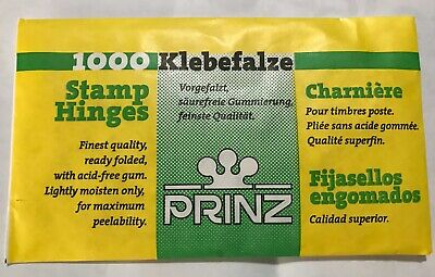 Prinz Stamp Hinges (Fastest, Low Price, Well Packed, Free Shipping )