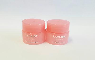 *Laneige* Lip Sleeping Mask (Berry) 3g x 2pcs - Korea Cosmetic