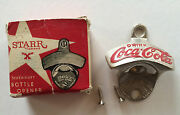 Starr Coca Cola Bottle Opener