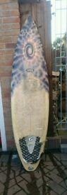 Surf board 6.4