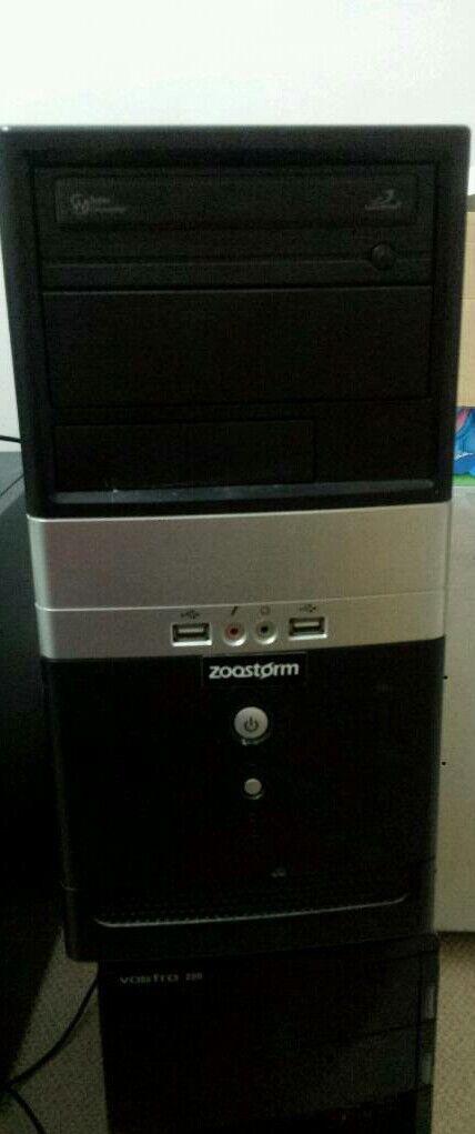 Windows 10 PC 4GB 250GB HD