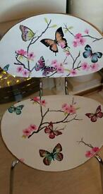 Retro butterfly chair
