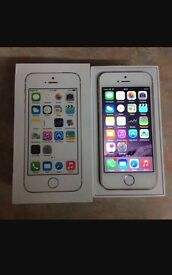 Apple iPhone 5s 16gb gold immaculate condition