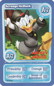 Morrisons Disney Magical Moments Trading Cards Pick From List A1