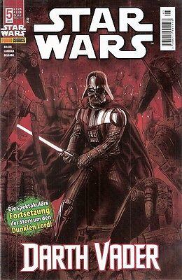 Comic - Star Wars Nr. 5 - Kiosk Ausgabe von 2016  Panini Verlag - deutsch