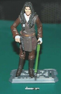 """Star Wars Loose Complete 3.75"""" Fig.- 30th Anniv. Comic Pack Quinlan Vos"""