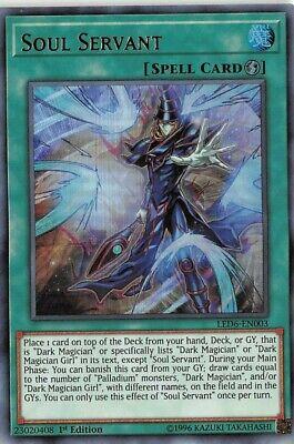 Legendary Duelists: Magical Hero, Soul Servantp2-9019