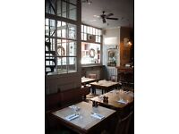 Restaraunt Supervisor wanted !- The Princess of Shoreditch