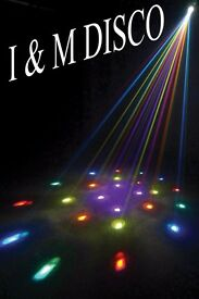 I & M DISCO - Mobile DJ Services Available for all occasions