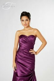 x3 Brand New Dark Purple Bridesmaid/Prom dresses
