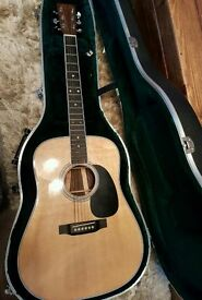 Martin d35 acoustic guitar may p/x