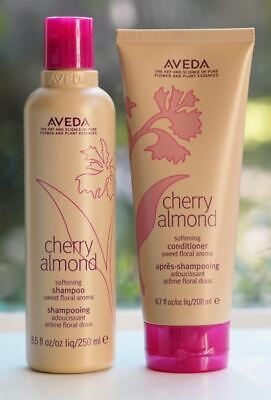 Aveda Cherry Almond Shampoo and Conditioner Duo - 8.5/6.7 oz - NEW