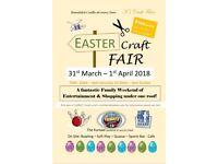 Easter Weekend Craft Fair