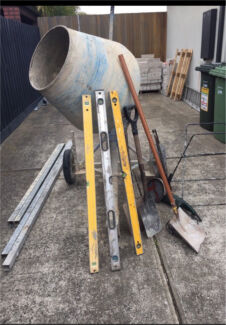 Bricklaying equipment