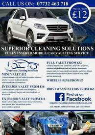 Valeting Services