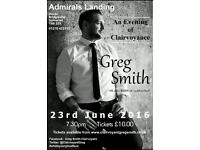 An Evening of Mediumship with Greg Smith