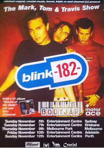 Wanted: blink-182 Posters / Memorabilia Carindale Brisbane South East Preview