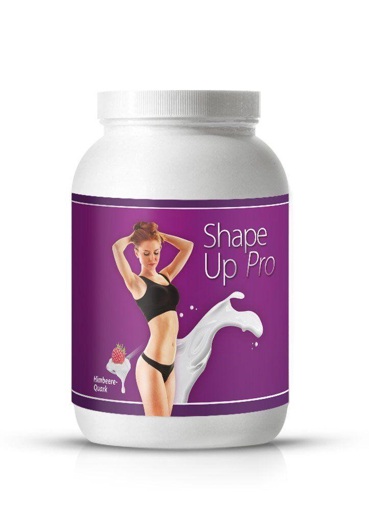 Shape Up Pro Stoffwechsel Kur Proteinshake für die Frau schnell abnehmen Casein