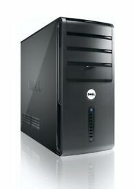 DELL VOSTRO 410 TOWER PC Core 2 Quad Q9400 @2.66GHz 8GB DDR2 500GB HDMI-2