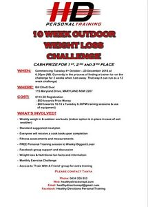 Healthy Directions Weight Loss Challenge Maryland Newcastle Area Preview