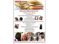 MOBILE HAIRDRESSER IN WEST LINTON, BIGGAR, PEEBLES