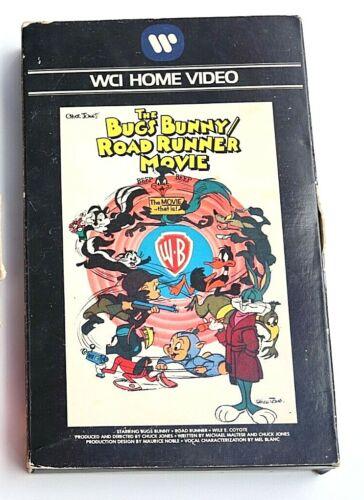 The Bugs Bunny Road Runner Movie (BETA) Betamax