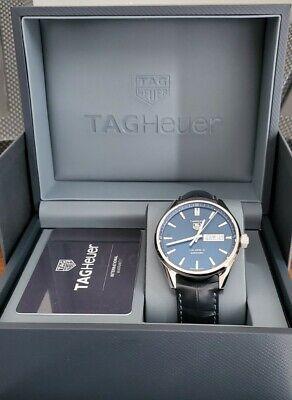 Tag Heuer Carrera Calibre 5 Watch, Day Date, Unworn - Brand new