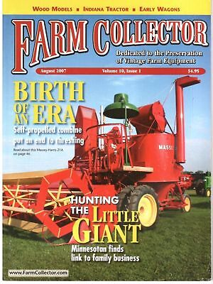 Little Giant Wagon (Little Giant Tractor Company History - Indiana Tractor - Early Farm Wagons)