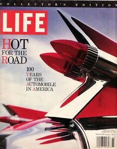 Magazine Life Collector's Hot For the Road 100 Years 1996