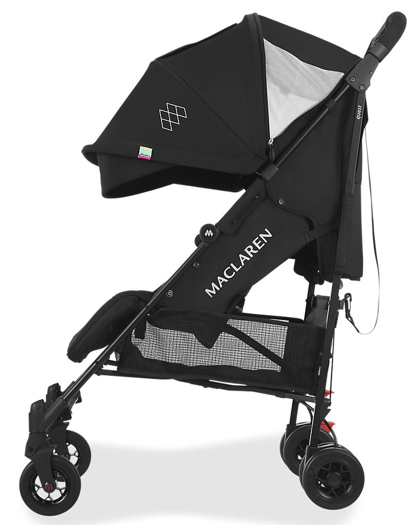 Maclaren Baby Quest ARC Lightweight Umbrella Fold Stroller B