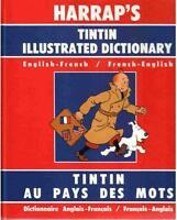 HARRAP'S , TINTIN AU PAYS DES MOTS dictionnaire