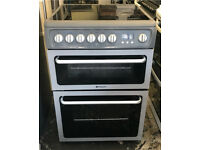 Hotpoint ceramic electric cooker is 60 cm very good condition nice 👍🏿