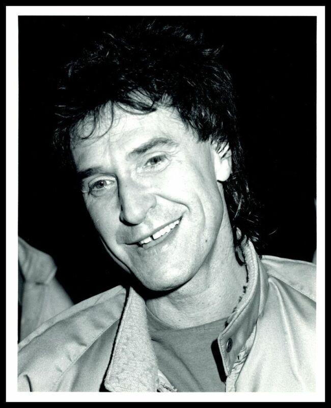 1980s RAY DAVIES Vintage Original Photo THE KINKS LEAD SINGER gp